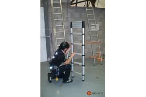 Sửa thang nhôm rút giá rẻ, uy tín tại quận Bình Thạnh TPHCM